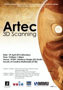 3d scanner demo talk