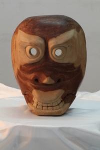 An example of Mah Meri Mask.