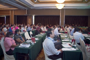Audience at MSC Product Listing Launch Event.